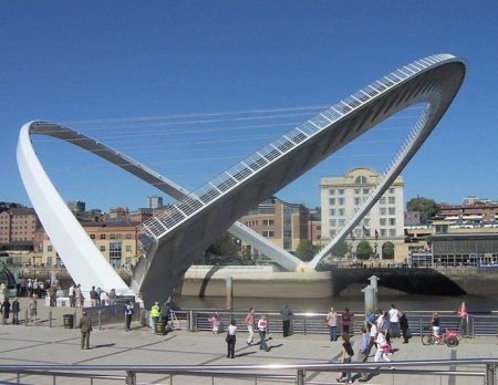 NCL-Millennium-Bridge