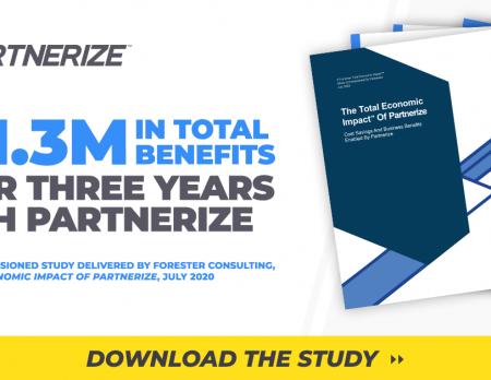Partnerize_ForresterTEI_Report_LinkedInPost_4